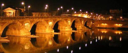 Film vidéo Toulouse de nuit