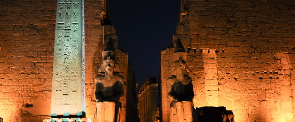 Spot vidéo Louxor Égypte