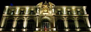 Tournage SFR à la mairie de Pau