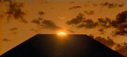 Le film 2001 Odyssée de l'espace