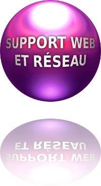 LE SUPPORT WEB : Hébergement de données informatiques chez l'un des 2 hébergeurs et Registrar agréé en France, avec une expertise de plus de 20 ans et un parc de plus de 10000 serveurs - Services technique et juridique.