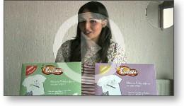 Film vidéo publicitaire d'un kit de coloriage pour enfants