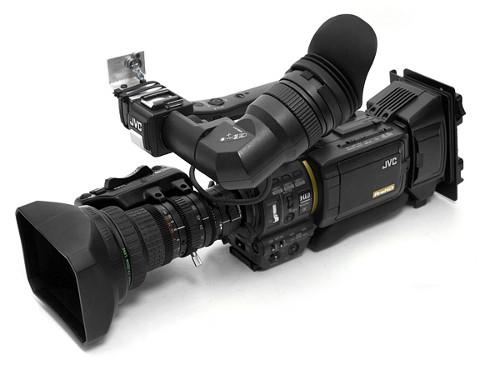 Caméras professionnelles pour tournages vidéo en Haute Définition (HD)