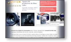 Site web d'information sur les techniques de réalisation audiovisuelle pour films vidéo, reportages, documentaires, spots pub, clips vidéo.