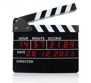 Tournage vidéo et mise en scène