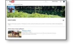 Création d'une WebTV sur Youtube