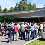 Inauguration de la Maison- du Sidobre