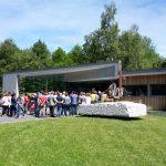 Inauguration du nouvel office du tourisme du Sidobre