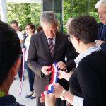 Inauguration de l'office du tourisme du Sidobre