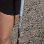 Photo bâtons de marche nordique