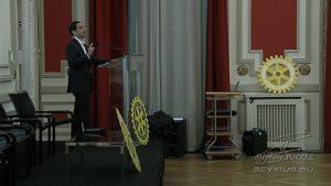Conférence sur le Brexit au Rotary de Toulouse