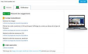 Amélioration de la vitesse d'affichage d'une page web