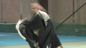 Tournage vidéo fête du sport aikido