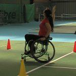 Tournage vidéo fête du sport handisport