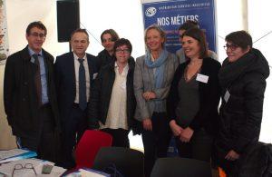 Captation vidéo table ronde avec madame Sophie CLUZEL, secrétaire d'État en charge du handicap