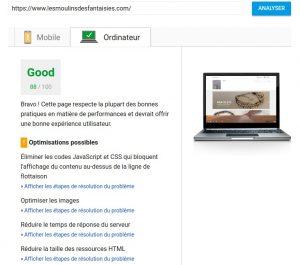 Optimisation du référencement web