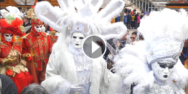 Réalisation d'un clip vidéo illustrant le carnaval de Castres.