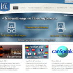 Ancien site web LCL