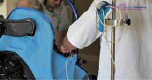 Reportage personnel soignant de la clinique de Verdaich
