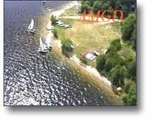 Reportage vidéo sur le lac de Langogne