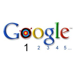 Référencement en première page sur Google.