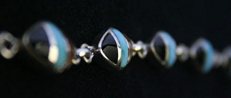 Séance photo bijoux Larimar