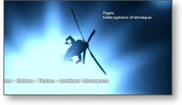Film corporate Groupe LGM activité défense (hélicoptère Tigre)