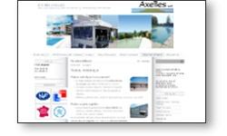 Stores axelles : portes coulissantes et fermetures industrielles