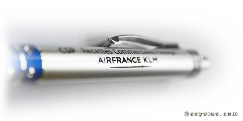 Photo stylo Air France-KLM
