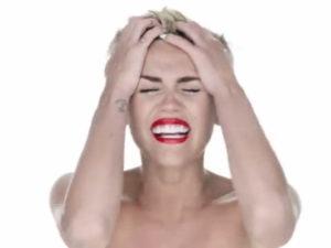 Clip vidéo de Miley Cyrus