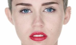 Clip vidéo musical de Miley Cyrus