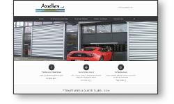 Inauguration du site web FERMETURES INSDUSTRIELLES.COM