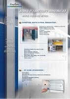 En savoir plus sur la conception et la réalisation d'une brochure pour AXELLES SARL...
