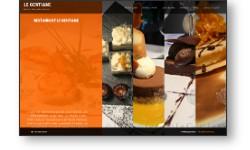 Voir le site web du restaurant LEGENTIANE.FR