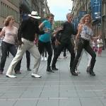 Chorégraphie du clip vidéo King Kléro à Toulouse