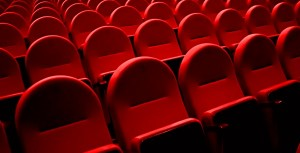 Film long-métrage au cinéma