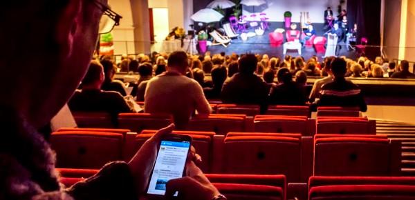 Rencontre tourisme et Internet à Sorèze dans le Tarn