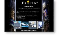 Sites web de LED AND PLAY, spécialiste des écrans LED géants