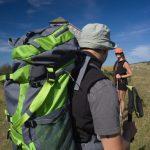 Photo sac à dos de randonnée Élémenterre