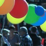 Tournage au carnaval de Saint-Orens