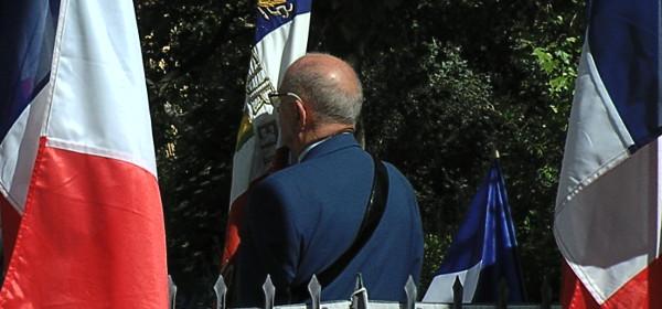 Tournage vidéo 8 Mai 1945 St-Orens