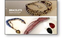 Boutique en ligne de bijoux