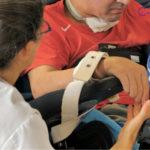 Reportage ergothérapeute à la clinique de Verdaich