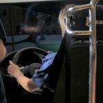 Film 50 ans clinique de Verdaich simulateur de conduite