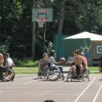 Film anniversaire de la clinique de Verdaich basketball fauteuil