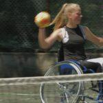 Film anniversaire de la clinique de Verdaich handball fauteuil