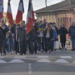 Tournage de la cérémonie du centenaire du 11 Novembre