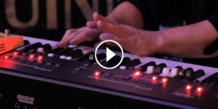 Clip vidéo d'un concert du groupe Ibuprofunk