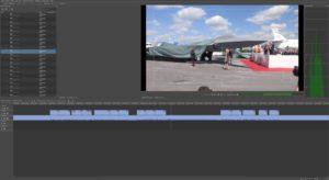 Sous-titrages de reportages vidéo du salon du Bourget