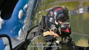 Sous titrages au salon du Bourget 2019